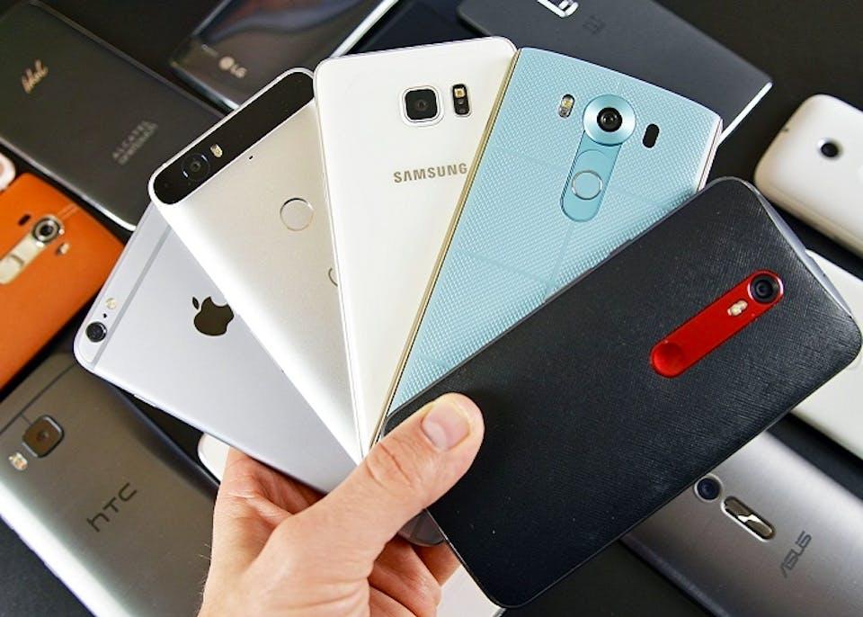 October's Best Smartphone Deals