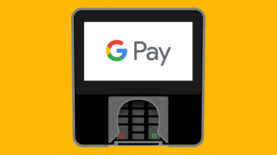 android pay card reader