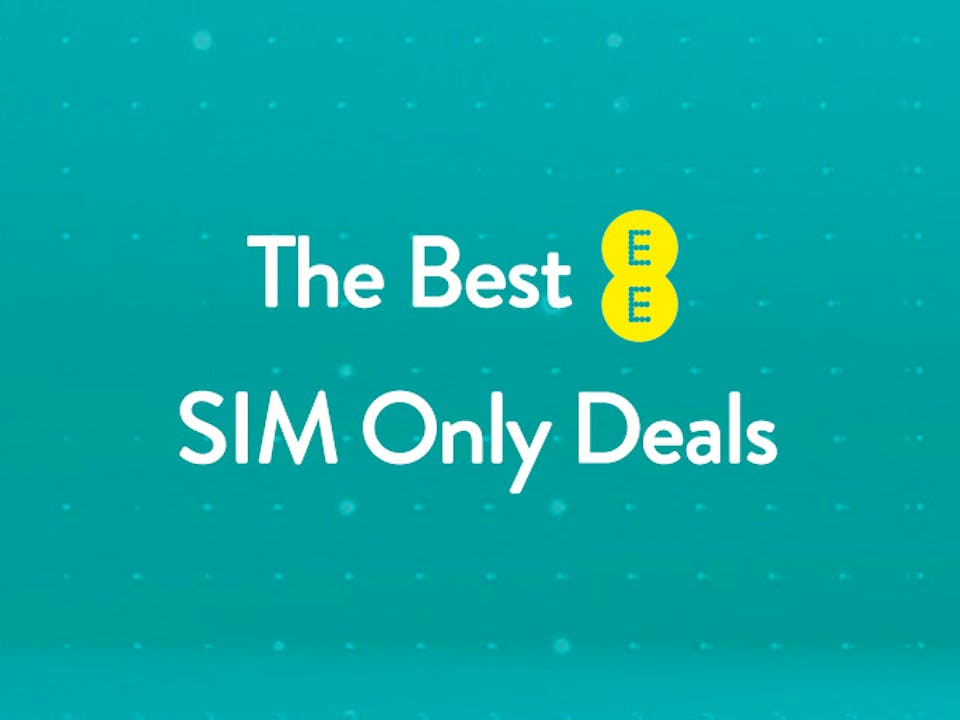 The Best Ee Sim Only Deals May 2017 Mobile Phones Co Uk
